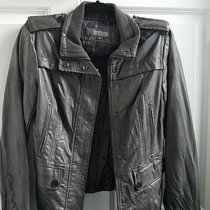 Kenneth Cole Gray Jacket